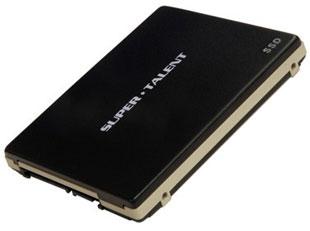 Super Talent анонсировала самый тонкий в мире SSD-накопитель емкостью 256 ГБ