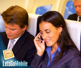 ЕС разрешил мобильную связь при авиаперелетах