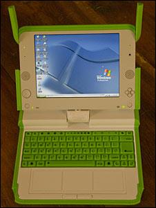 Первый OPLC-ноутбук ХО-1