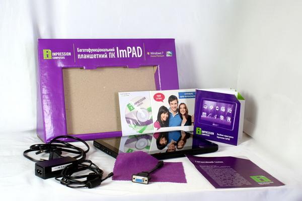 ImPAD 1410: тест и обзор