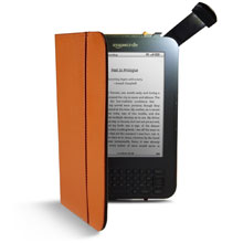 Lighted Cover Kindle 3