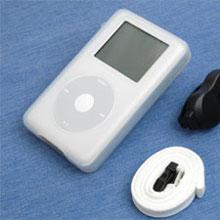 Силикон iPod G4