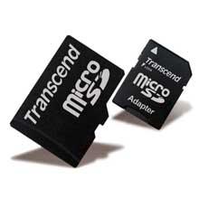 microSD 2Gb Transcend
