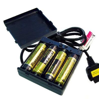 Зарядка для смартфона от батареек