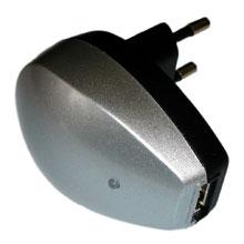 Зарядка 220В-USB