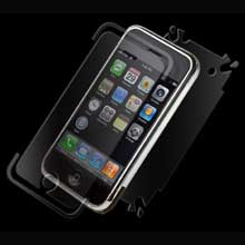 InvisibleSHIELD iPhone