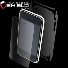 InvisibleSHIELD iPhone 3G