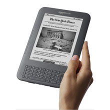 Amazon Kindle 3 Wi-Fi RU
