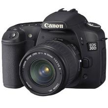 EOS 30D 18-55 Lens kit