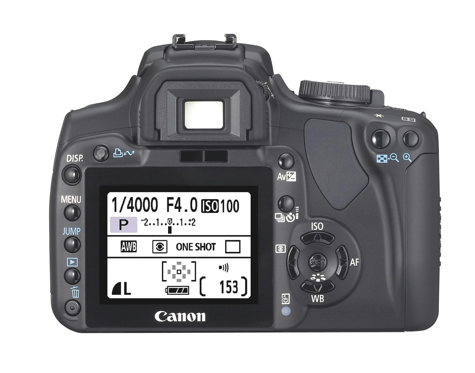Инструкция Canon Eos 400D