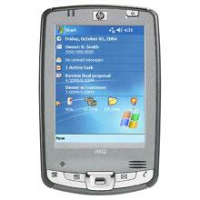 HP iPaq hx2490