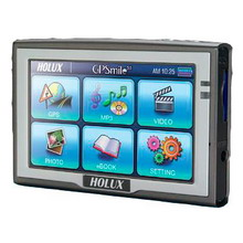 Holux GPSmile 55A