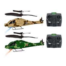 Вертолеты «Apache»