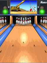 Игра Bowling Master для Pocket PC